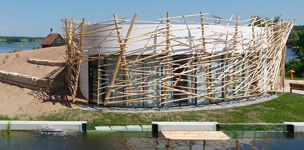 Die LBV-Umweltstation am Rothsee - Foto: LBV