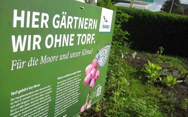 Interkultureller Garten Oldenburg - Foto: Karin Bremermann
