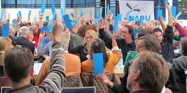 Delegierte der LVV 2013 - Foto: Birgit Königs